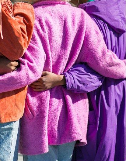 Provide an atmosphere to nurture sisterhood